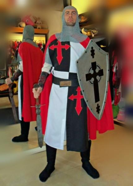 Todo Disfraz - Cruzado Templario 1028