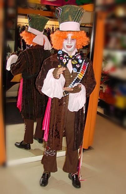 Sombrerero Loco - Disfraces Todo Disfraz - Alquiler de disfraces en ... af44fd94ab6