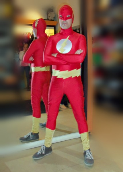 Flash Lycra - Disfraces Todo Disfraz - Alquiler de disfraces en ... ced36803205