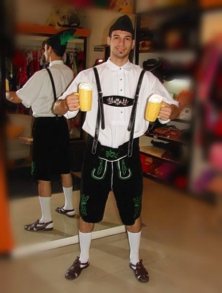 Todo Disfraz - Tirolés 1210