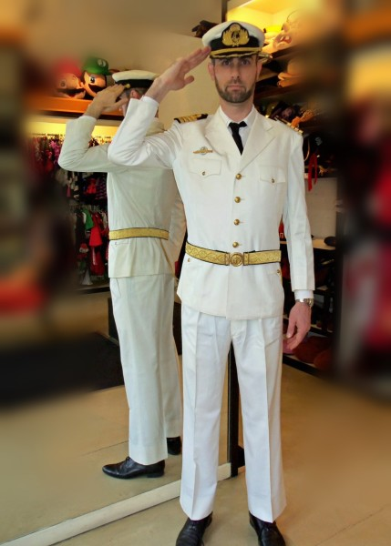Todo Disfraz - Marinero Capitán 2653