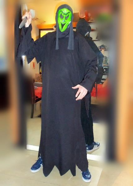 Todo Disfraz - Scary Movie 2208