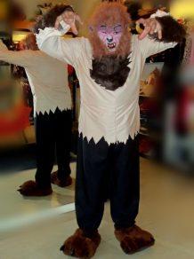 Todo Disfraz - Hombre Lobo 2648