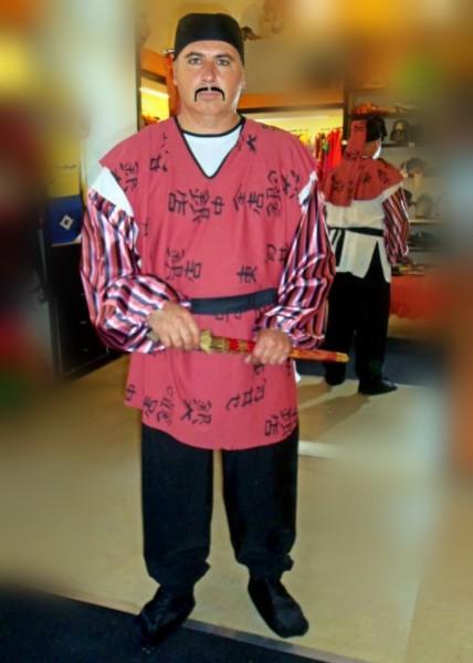 Todo Disfraz - Samurai 2646