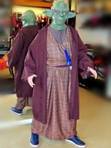 Todo Disfraz - Yoda 2650.