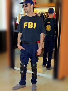 Todo Disfraz - FBI 1907