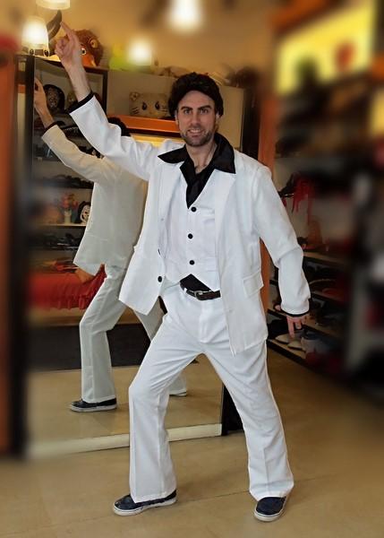 Todo Disfraz - John Travolta 2701