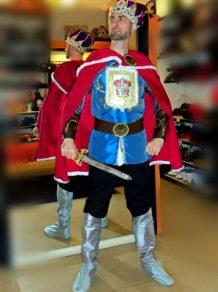 Todo Disfraz - Rey Medieval 2689