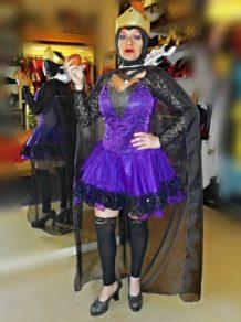 Todo Disfraz - Bruja - Reina Malvada Sexy 2697