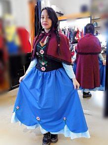 Todo Disfraz - Anna - Frozen 2684
