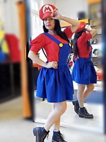 Todo Disfraz - Mario Bros 2693