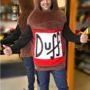 Todo Disfraz - Botella Cerveza Duff 2004