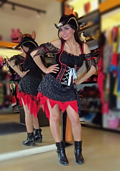 Todo Disfraz - Pirata 1391
