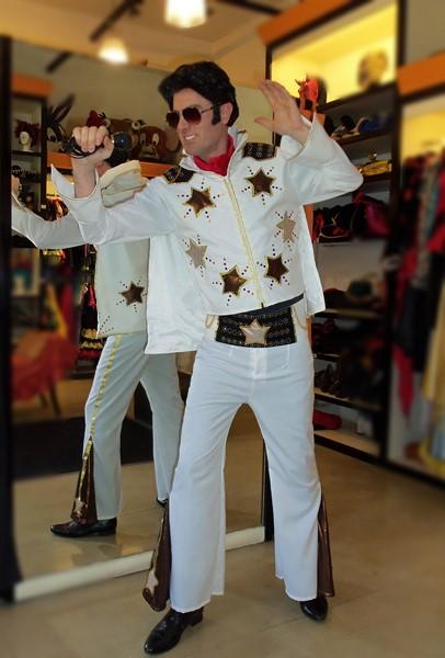 Todo Disfraz - Elvis Presley 2710