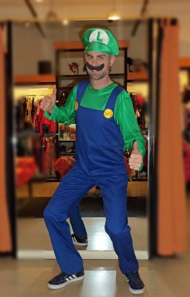 Todo Disfraz - Luigi Bros 2725.