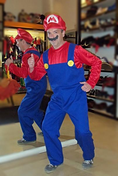 Todo Disfraz - Mario Bros 2724