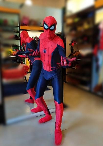 Todo Disfraz - Hombre Araña 2740
